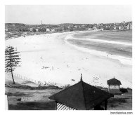 Bondi Beach, 1950