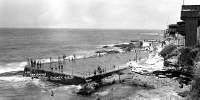 Bondi Baths, ca.1928.