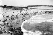 Bondi Beach, 1910