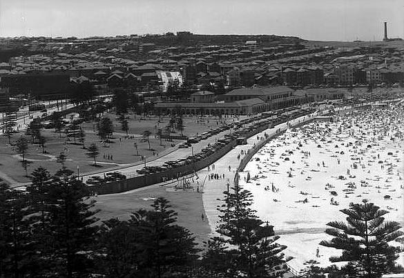 Palm Bay Ford >> Bondi Beach 1950-1975   Bondi Stories