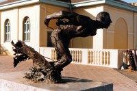 Bronze Lifesaver memorial