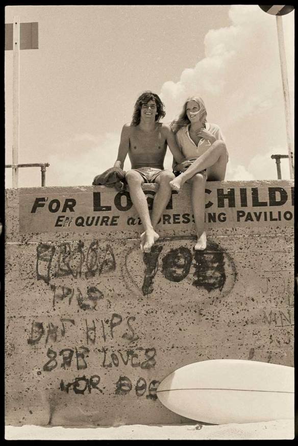 Brad Mayes, Bondi Beach