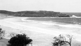 Bondi Beach, ca.1885