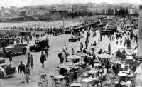 The Promenade in front of Bondi Pavilion, 1930