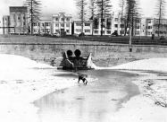 Storm water drains, South Bondi, 1960