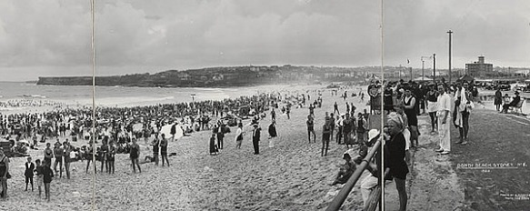 Bondi Beach, 1919