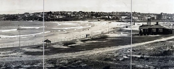Bondi Beach 1920
