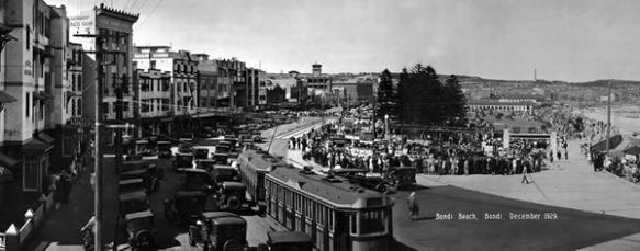 Bondi Pavilion Opening Day, 1929