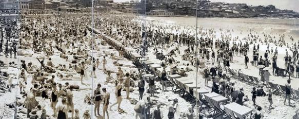 Bondi Beach, 1931