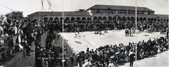 Surf Carnival, Bondi Beach, 1929