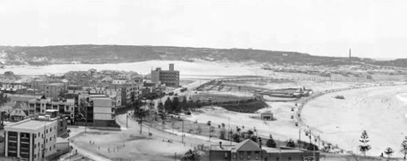 Bondi, 1912